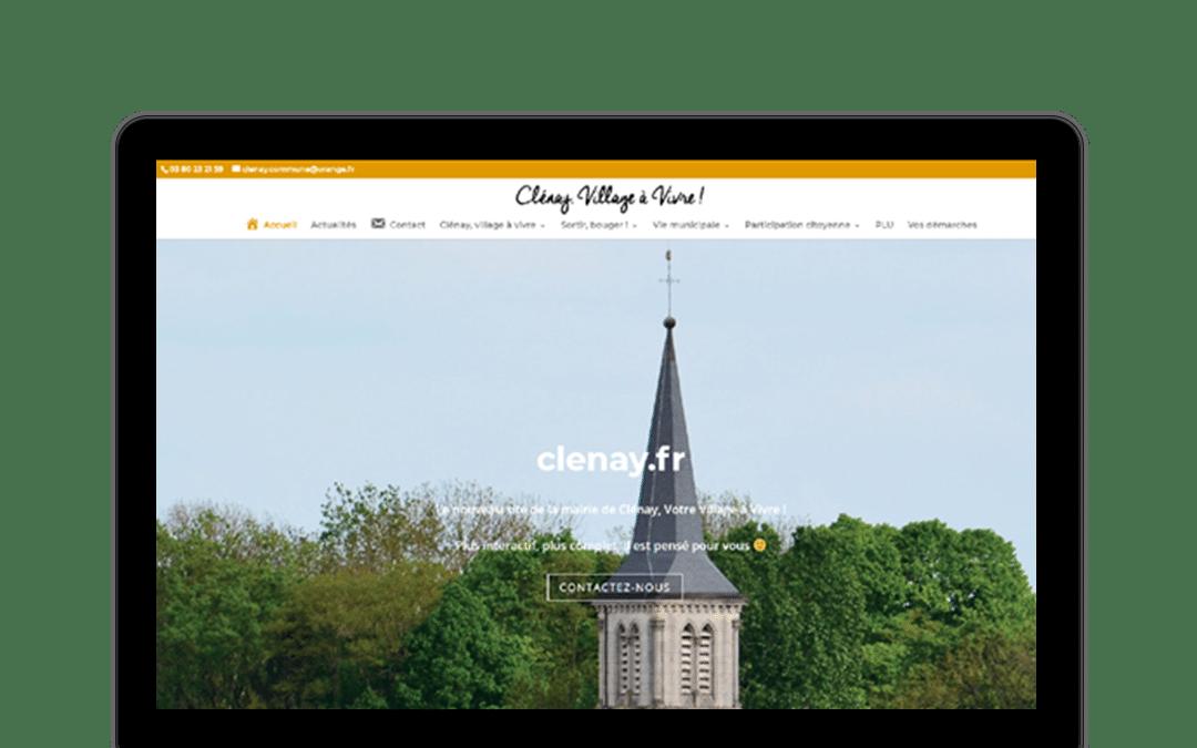 Mairie de Clénay